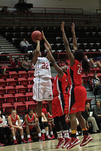 Womens basketball fought a hard loss against Radford University with a two point loss in overtime.