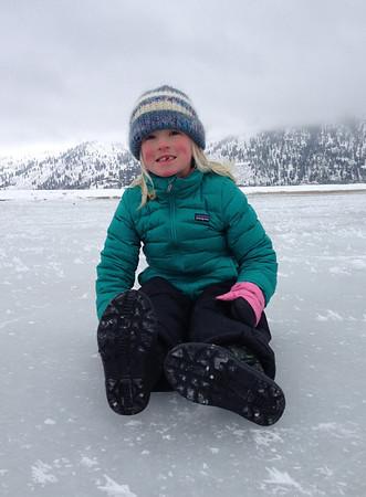 January - Lake Chelan