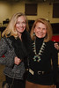 Kathy Dea and Annie Bengtson.  The 2013 Coors Western Art Exhibit and Sale Red Carpet Reception at the National Western Stock Show Complex in Denver, Colorado, on Tuesday, Jan. 8, 2013.<br /> Photo Steve Peterson