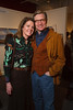 Stephanie and David Tryba.  The 2013 Coors Western Art Exhibit and Sale Red Carpet Reception at the National Western Stock Show Complex in Denver, Colorado, on Tuesday, Jan. 8, 2013.<br /> Photo Steve Peterson