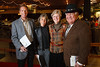 Craig and Charlotte Haase with Sue Oates and Tom Korologos.  The 2013 Coors Western Art Exhibit and Sale Red Carpet Reception at the National Western Stock Show Complex in Denver, Colorado, on Tuesday, Jan. 8, 2013.<br /> Photo Steve Peterson