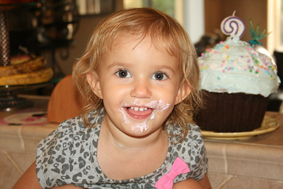 Jolie's 2nd Birthday 9/22/13
