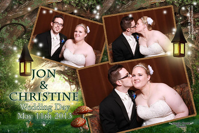 Jon & Christine's Wedding