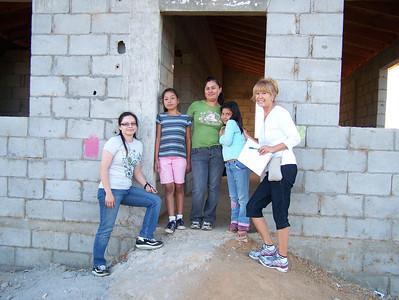 Josefina House Construction