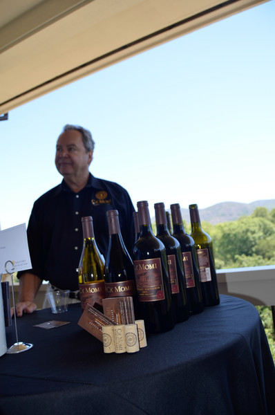 A Taste of Napa at Napa Valley Country Club.