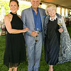 Shahpar and Darioush Khaledi with Margrit Mondavi.