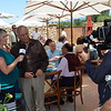 Vintner's Luncheon at Grgich Hills Estate. Darioush Khaledi interviewed by Feast it Forward host Katie Hamilton Shaffer.