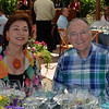 Vintner's Luncheon at Grgich Hills Estate. Maria Manetti Shrem and Jan Shrem.