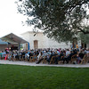 Dinner and Concert at Opus One.