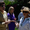 Vintner's Luncheon at Ma(i)sonry. Greg Calejo, Catherine Schmidt.