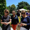 Vintner's Luncheon at Ma(i)sonry. Maryam Pak,  Shahpar Khaledi and Vida Vazin.