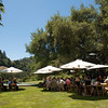 Vintner's Luncheon at Spring Mountain Vineyard.