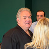 The 24 Hour Plays participants meet for the first time. Jim O'Heir.