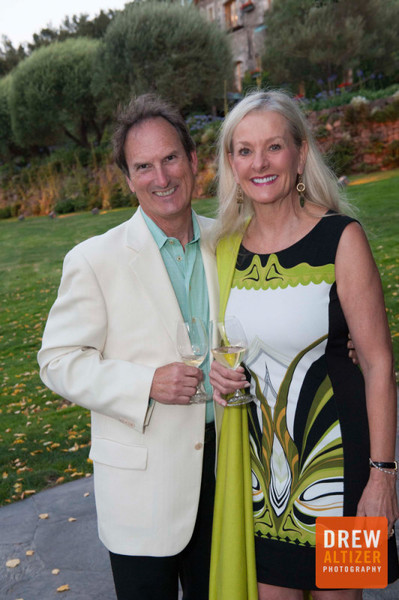 Dinner and Concert at Far Niente. Hosts Larry Maguire and Beth Nickel.
