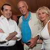 Dinner and Concert at Far Niente. Chazz Palminteri, Dario Sattui, Irina Yartseva.
