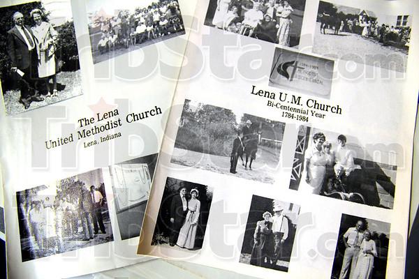 LENA CHURCH DETAIL