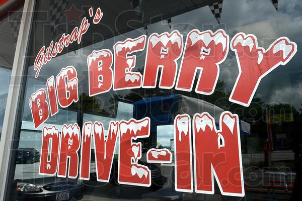 big berry sign