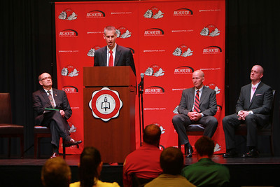 Gardner-Webb names Tim Craft as new head Men's Basketball Coach; July 2013.