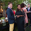 Closing Night Dinner at Sinegal Family Estate. Greg Calejo and Star Jones.