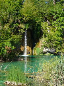 Plitvice Lakes, Croatia.  This place is truly paradise.