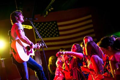 Joe Nichols with Backroad Anthem at Kanza Hall 07.17.13