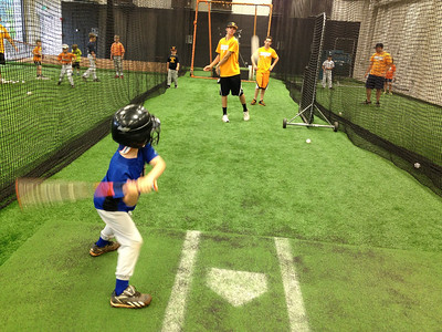 June 10-14 - Quinn Baseball Camp