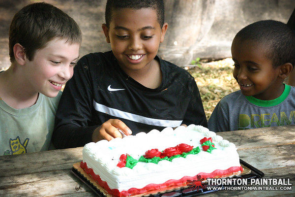 Yeager Bachelor Party, Emmanuel Jones, Sam's Birthday, and Victory Baptist Church Men+Boys