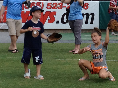 June 16 - Father's Day At Smokies Game