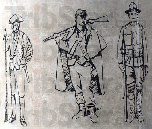 MET061913 memorial soldiers