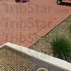 MET061013 knit plaque