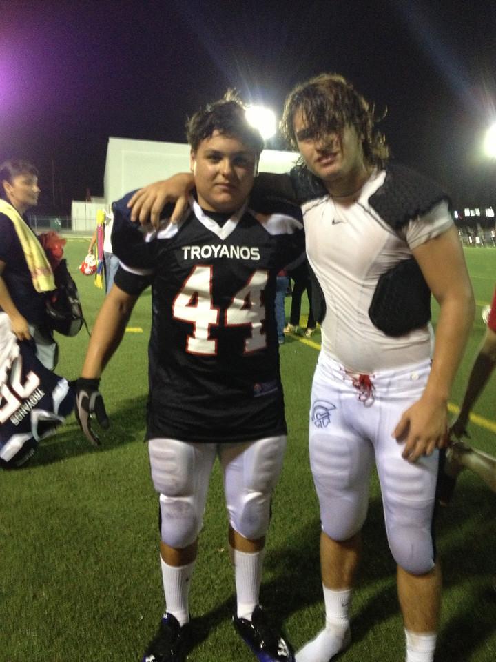 Mauricio & Elias