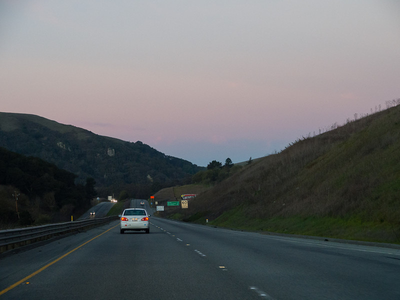 On the road to Salinas
