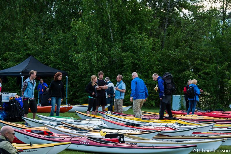 deltagarna hade ett femtiotal modeller att hoppa runt i...
