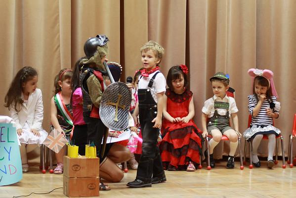 Kindergarden Show 2013