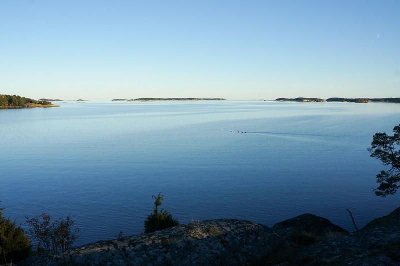 Utsikt från Sävö