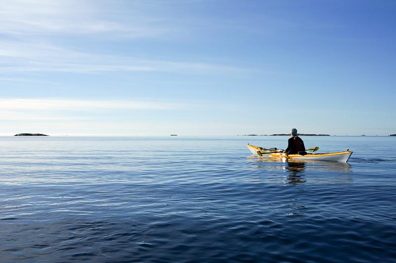 Karin och horisonten
