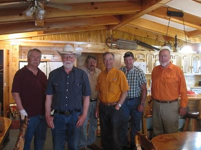 LEECH LAKE FISHING TRIP JUNE 15-21, 2013