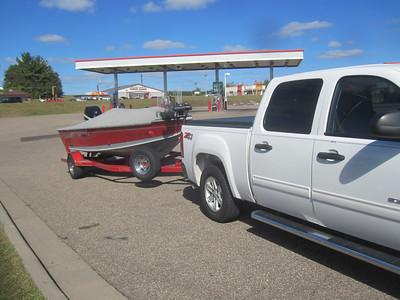 LEECH LAKE FISHING TRIP …SEPT 2013