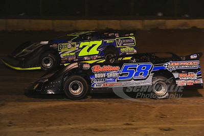 58 AJ Diemel and 77 Jason McBride