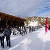 Outside Tamarack Lodge