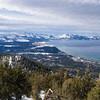 West side of Lake Tahoe