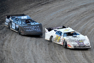 14w Dustin Walker and 33x Eric Turner