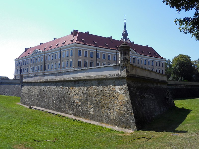 Lancut Castle and Park & Rzeszow august 2013