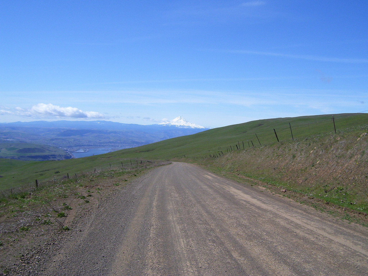 Mt Hood and the Dalles