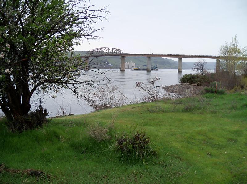 HWY 97 Bridge at Biggs