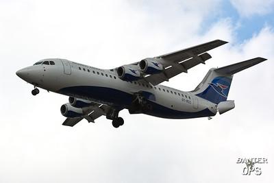 OY-RCC BAe 146 RJ-100 Atlantic Airways Faroe Islands