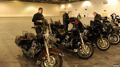 London Motorcycle Show, 15-17 Feb 2013