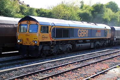66745 1712/6B64 Tyne Dock-West Burton.