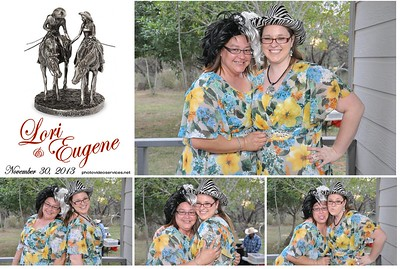 Lori & Eugene