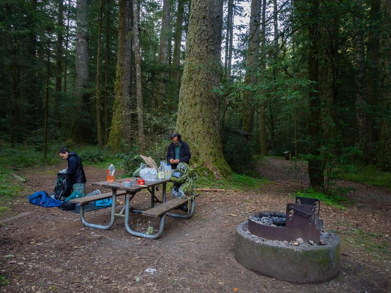 Wailaki Campground